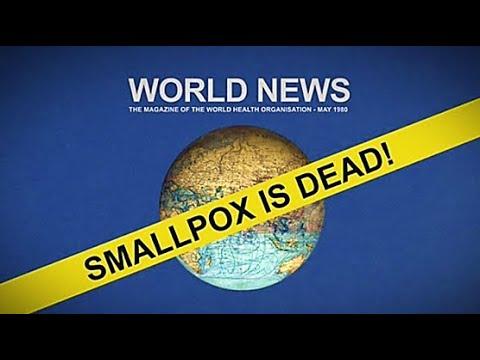 40th anniversary of smallpox eradication