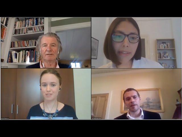 Cov360 Live Our Green Tomorrow – Anders Wijkman, Ria Sen, Martha McPherson