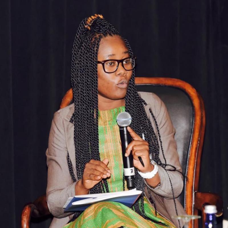 Gwendolyn Myers – Gen Z Motivational Speaking Session